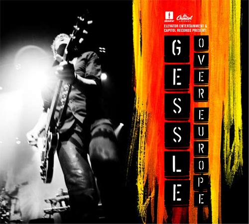 Gessle over Europe