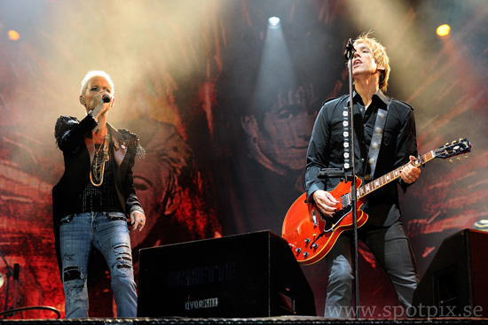 Roxette in Halmstad